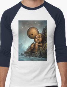 Introversion Men's Baseball ¾ T-Shirt
