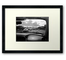 Denver from the Inside Framed Print