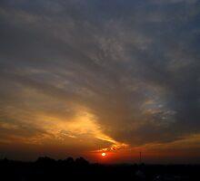 Sun Set 2011 by NickJosh