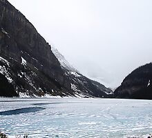 Lake Louise by Alyce Taylor