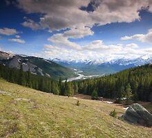 A great vista by zumi
