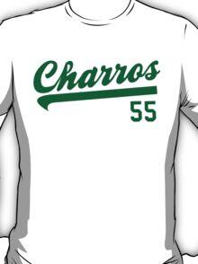 Funny Shirt Kenny Powers Charros Team T-Shirt