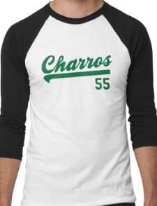 Funny Shirt Kenny Powers Charros Team Men's Baseball ¾ T-Shirt