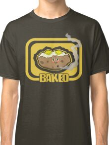 Funny Shirt - Baked Classic T-Shirt