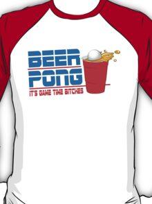 Funny Shirt - Beer Pong  T-Shirt