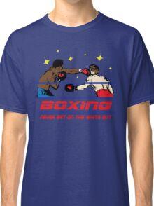Funny Shirt - Boxing Classic T-Shirt