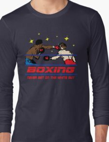 Funny Shirt - Boxing Long Sleeve T-Shirt