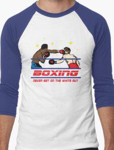Funny Shirt - Boxing Men's Baseball ¾ T-Shirt