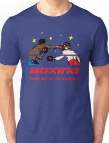 Funny Shirt - Boxing Unisex T-Shirt