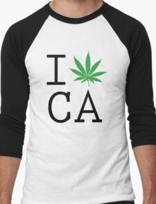 Funny Shirt - I Love California T-Shirt