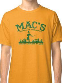 Funny Shirt - Mac's Classic T-Shirt