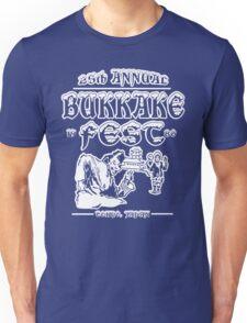 Funny Shirt - Bukkake Fest Unisex T-Shirt