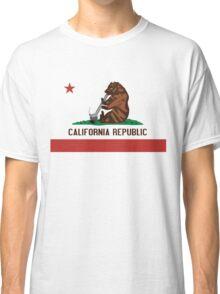 Funny Shirt - California State Flag Classic T-Shirt