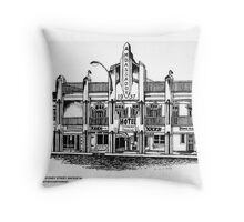 AMBASSADOR HOTEL , MACKAY, QUEENSLAND Throw Pillow