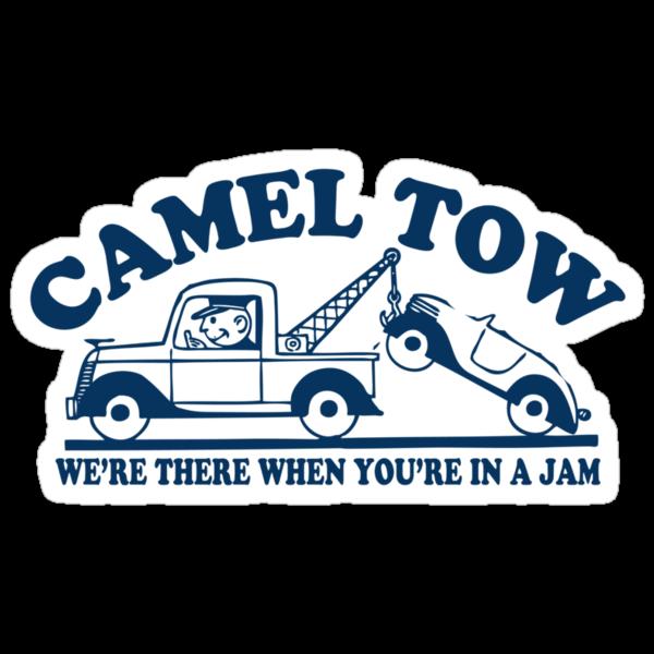 Funny Shirt - Camel Tow by MrFunnyShirt