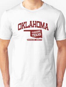 Funny Shirt - Oklahoma Unisex T-Shirt