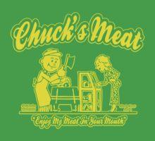 Funny Shirt - Chuck's by MrFunnyShirt