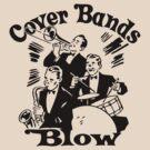 Funny Shirt - Cover Bands by MrFunnyShirt