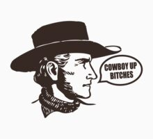 Funny Shirt - Cowboy Up by MrFunnyShirt