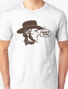 Funny Shirt - Cowboy Up T-Shirt