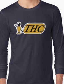 Funny Shirt - THC Long Sleeve T-Shirt