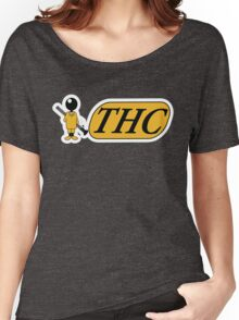 Funny Shirt - THC Women's Relaxed Fit T-Shirt