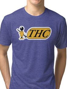 Funny Shirt - THC Tri-blend T-Shirt