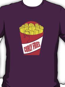Funny Shirt - Curly Fries T-Shirt