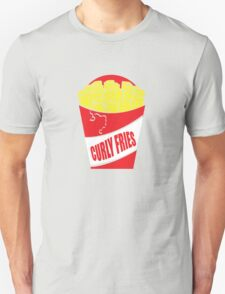 Funny Shirt - Curly Fries Unisex T-Shirt