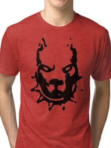 PITBULL TERRIER Tri-blend T-Shirt