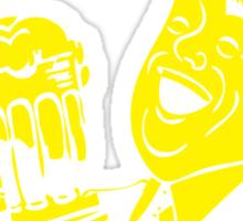 Funny Shirt - Drink Up Sticker