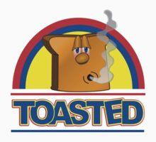 Funny Shirt - Toasted by MrFunnyShirt