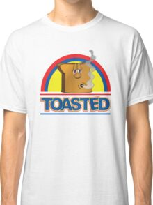 Funny Shirt - Toasted Classic T-Shirt