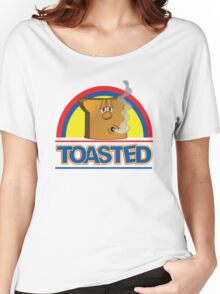 Funny Shirt - Toasted Women's Relaxed Fit T-Shirt