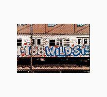 Subway Train Graffiti 2 - 1980's Unisex T-Shirt