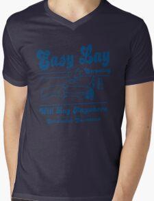 Funny Shirt - Easy Lay Mens V-Neck T-Shirt