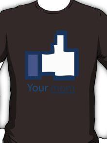 Funny Shirt - Facebook T-Shirt
