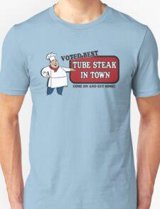 Funny Shirt - Tube Steak  Unisex T-Shirt