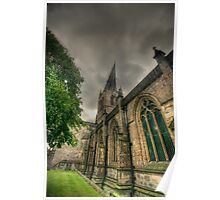 Parish Church of St Mary and All Saints II Poster