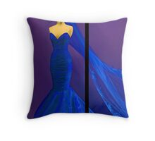 The Makings Of A Night To Remember. Throw Pillow