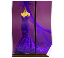A Passion For Purple. Poster