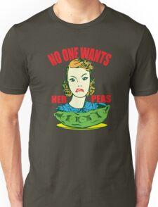 Funny Shirt - Her Peas Unisex T-Shirt