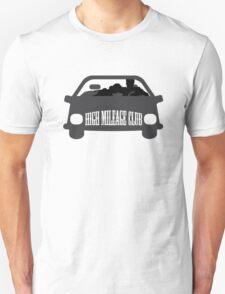 Funny Shirt - High Mileage Club Unisex T-Shirt