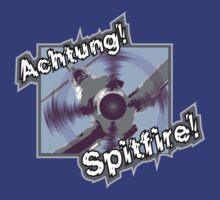 Achtung Spitfire! by destinysagent