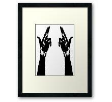 HO$H Framed Print