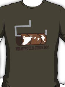 Funny Shirt - WWJD T-Shirt