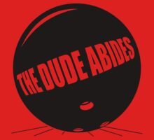 Funny Shirt - The Dude Abides