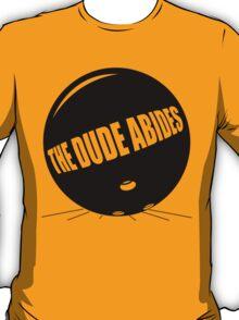 Funny Shirt - The Dude Abides T-Shirt