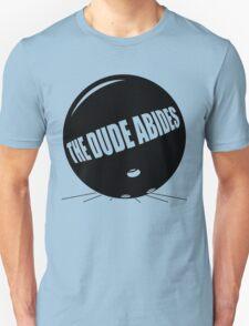 Funny Shirt - The Dude Abides Unisex T-Shirt