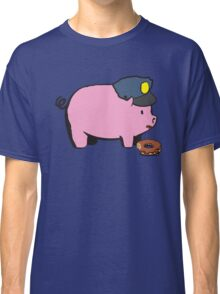 Funny Shirt - Cop Classic T-Shirt